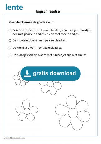 Werkblad_logischdenken_lente_x