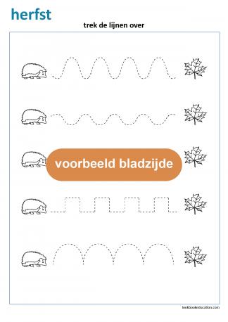 Werkblad_schrijfpatroon_egel