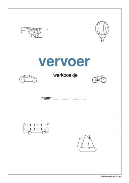 Werkboekje_vervoer_voorkant