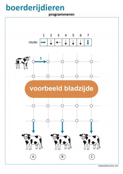 14_werkblad_boerderijdieren_programmeren