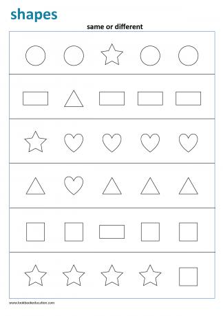 Worksheet_same_different_shapes
