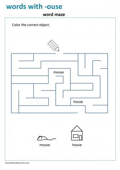 Maze -ouse