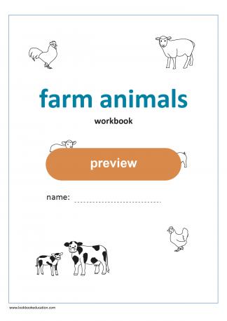 Workbook_farmanimals
