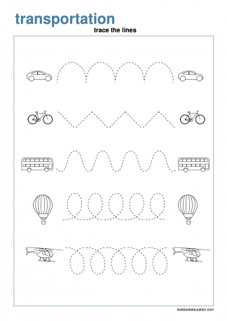 Worksheet_tracing_vehicles